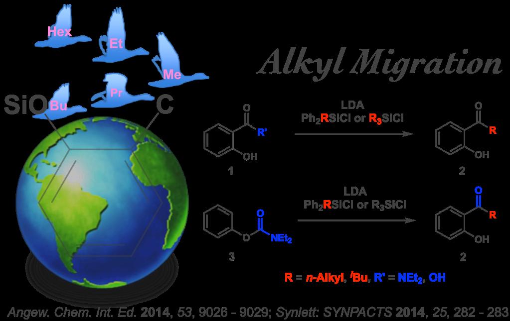 Alkyl migration